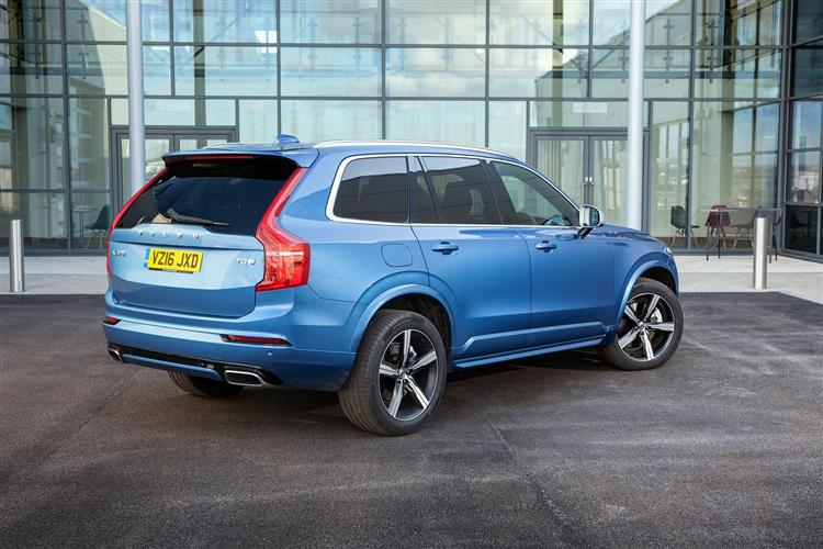 Volvo XC90 2.0 D5 PowerPulse R DESIGN Pro AWD Geartronic Diesel Automatic 5 door Estate (17MY)