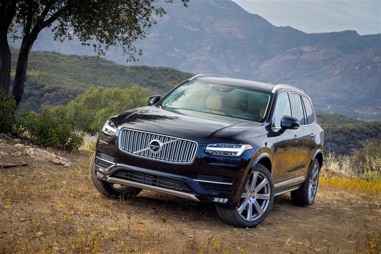 Volvo XC90 D5 Momentum  PowerPulse AWD With Metallic Paint image 2