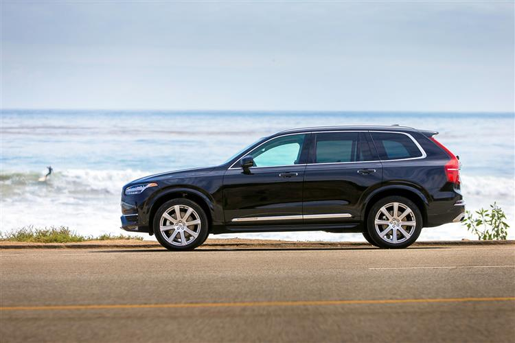 Volvo XC90 D5 Momentum  PowerPulse AWD With Metallic Paint image 3 thumbnail