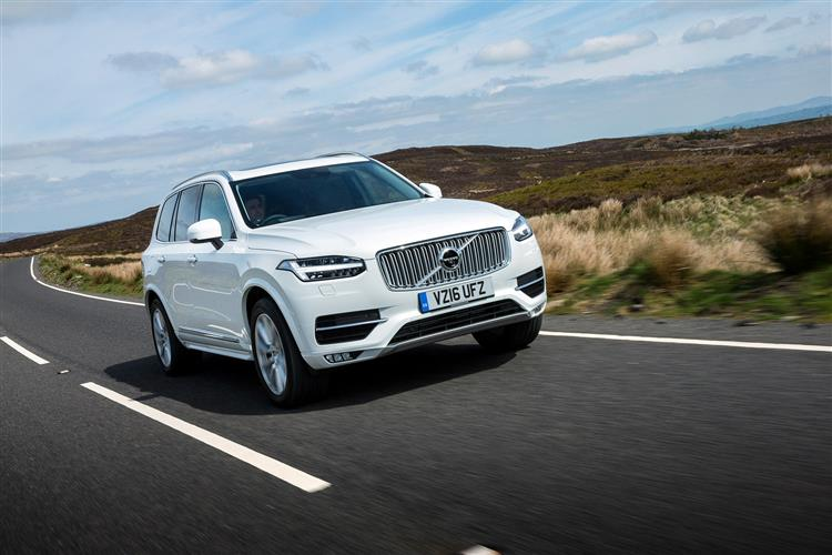 Volvo XC90 D5 Momentum  PowerPulse AWD With Metallic Paint image 4 thumbnail