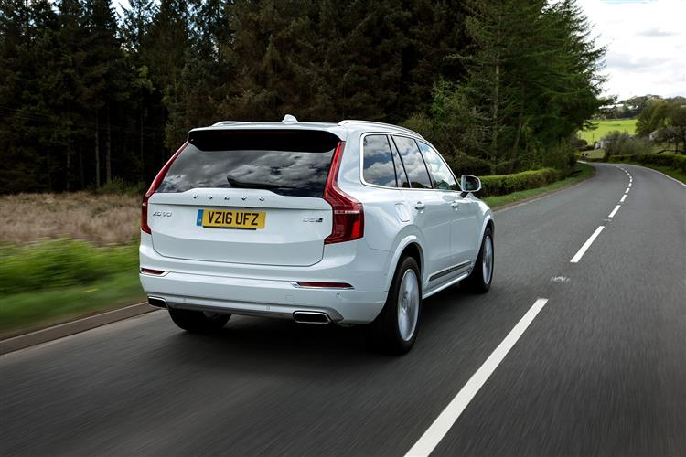 Volvo XC90 2.0 T8 [390] Hybrid R DESIGN Pro AWD Gtron image 5