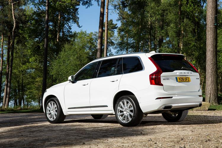 Volvo XC90 D5 Momentum  PowerPulse AWD With Metallic Paint image 6 thumbnail