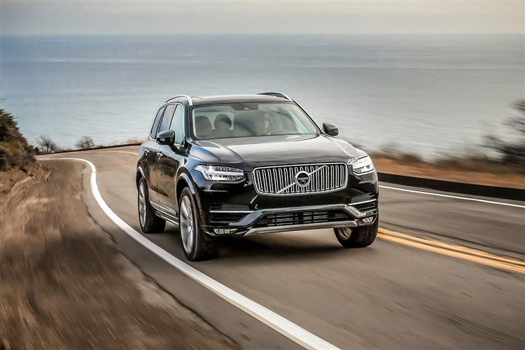 Volvo XC90 D5 Momentum  PowerPulse AWD With Metallic Paint image 7 thumbnail