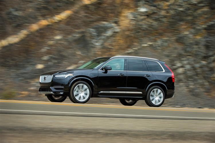Volvo XC90 D5 Momentum  PowerPulse AWD With Metallic Paint image 8 thumbnail