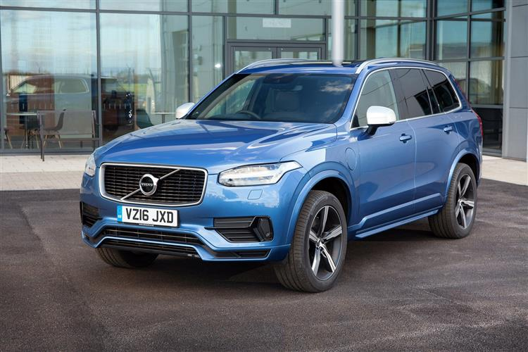 VOLVO XC90 DIESEL ESTATE 2.0 D5 PowerPulse R DESIGN 5dr AWD Geartronic