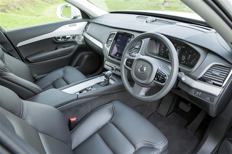 Volvo XC90 2.0 T8 [390] Hybrid R DESIGN Pro AWD Gtron image 10