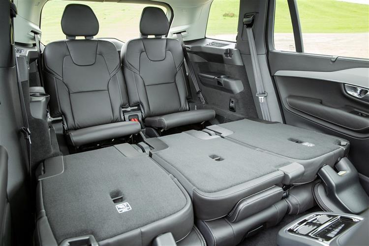 Volvo XC90 2.0 T8 [390] Hybrid R DESIGN Pro AWD Gtron image 12