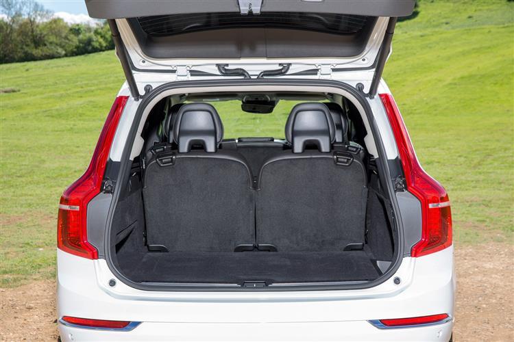 Volvo XC90 2.0 T8 [390] Hybrid R DESIGN Pro AWD Gtron image 13