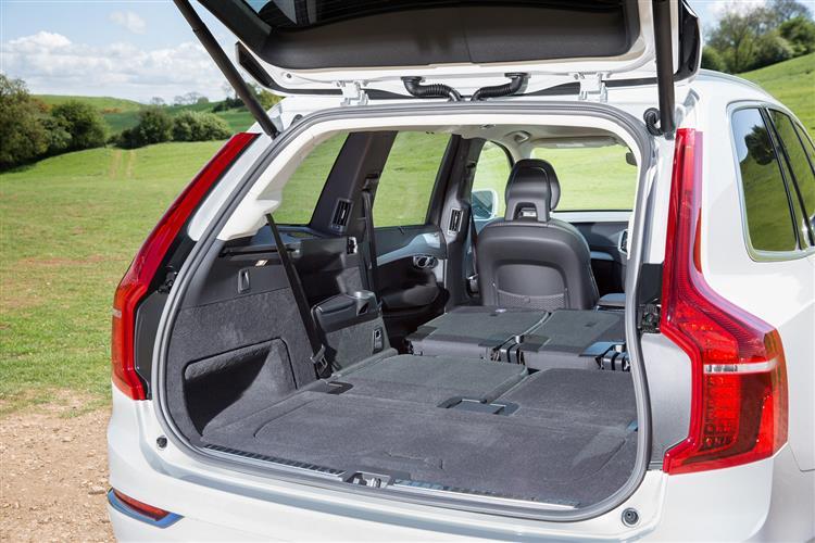 Volvo XC90 2.0 T8 [390] Hybrid R DESIGN Pro AWD Gtron image 14
