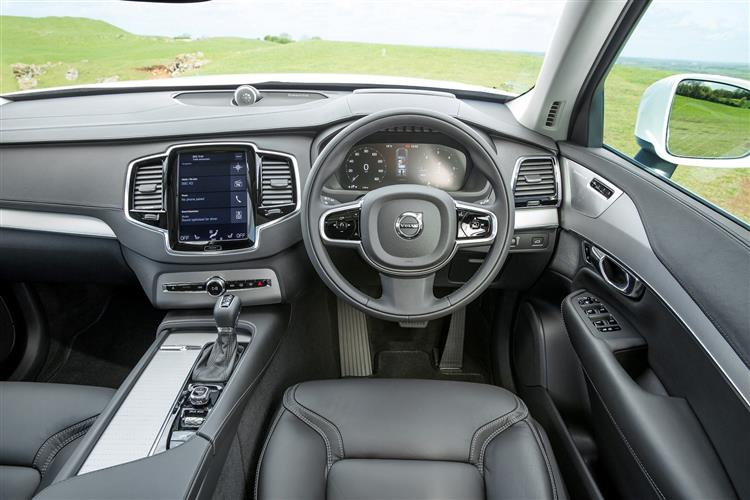 Volvo XC90 2.0 T8 [390] Hybrid R DESIGN Pro AWD Gtron image 15