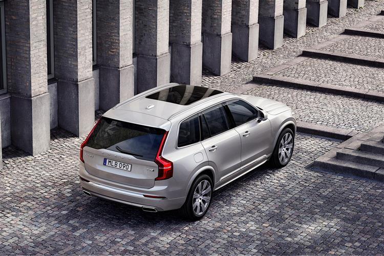 Volvo XC90 T5 AWD Momentum Metallic image 2