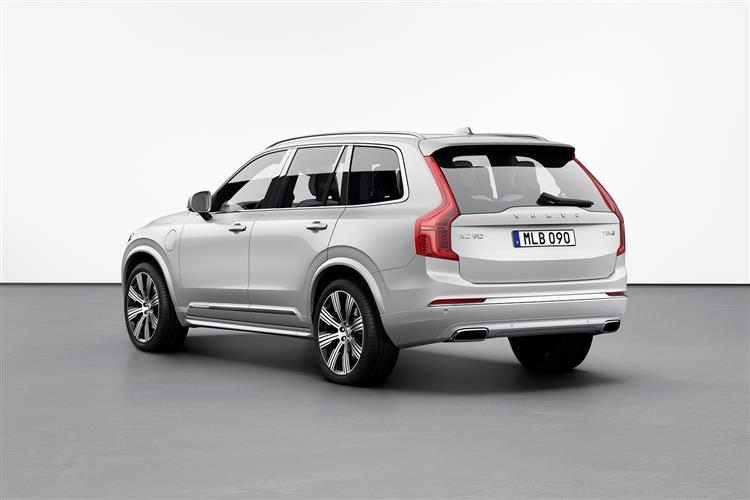 Volvo XC90 T5 AWD Momentum Metallic image 8