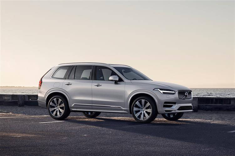 Volvo XC90 T5 AWD Momentum Metallic image 9