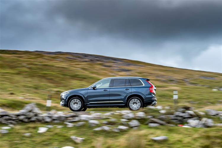 Volvo XC90 T5 AWD Momentum Metallic image 4