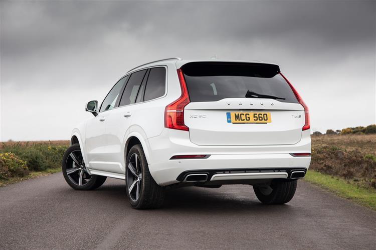 Volvo XC90 T5 AWD Momentum Metallic image 3