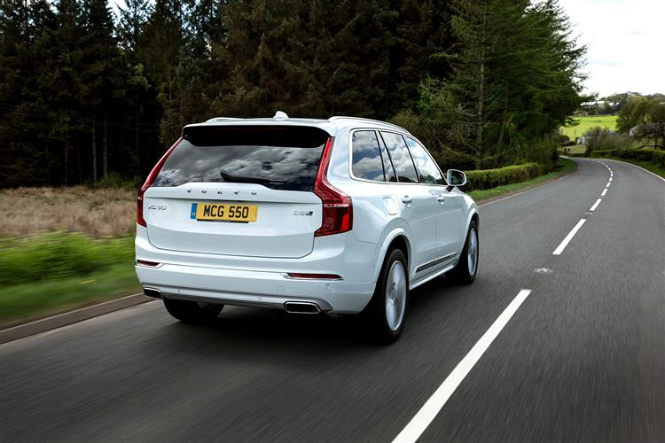 Volvo XC90 T5 AWD Momentum Metallic image 6