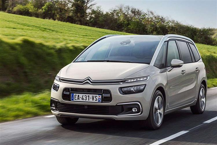 CITROEN GRAND C4 SPACETOURER 1.5 BlueHDi 130 Feel 5dr image 4