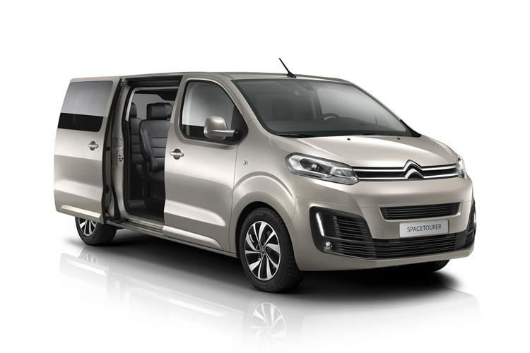 CITROEN SPACE TOURER 2.0 BlueHDi 150 Feel M [8 Seat] 5dr image 13 thumbnail