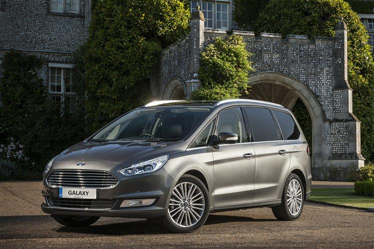 Ford Galaxy Zetec 1.5 EcoBoost 160PS image 11
