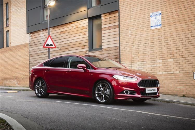 Ford New Mondeo Hybrid 2.0 Hybrid Titanium Edition 4dr image 7