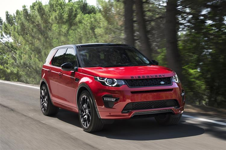 Land Rover Discovery Sport 2.0 TD4 180 SE Manual image 10