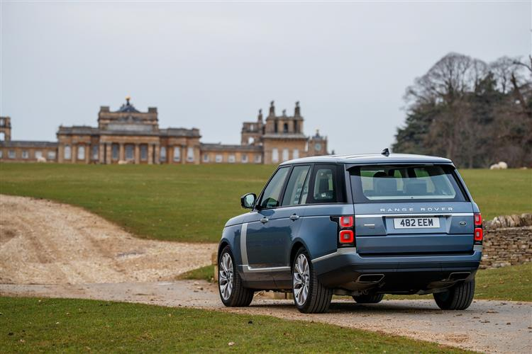 Land Rover New Range Rover Vogue Offer image 10