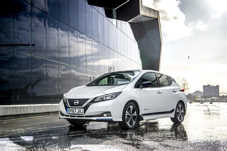 Nissan Leaf Acenta image 11