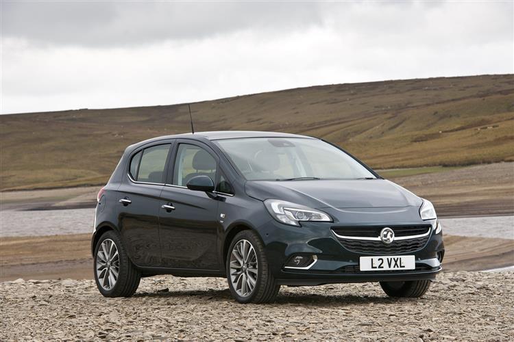 Vauxhall Corsa ENERGY 1.4i 75PS ecoFLEX 3dr image 9