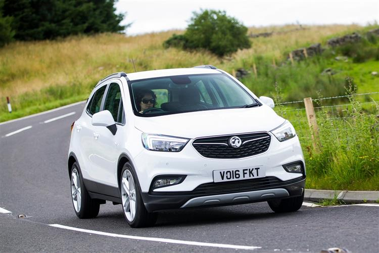 Vauxhall MOKKA X 1.4T Griffin SPECIAL EDITIONS image 16