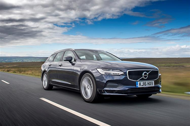 Volvo V90 T4 R Design Plus Auto, Xenium and Winter Packs, Intellisafe Surround, BLIS, image 11