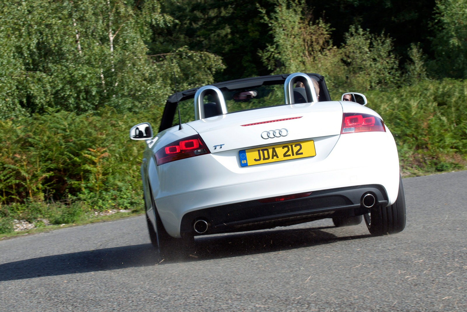 Image two of a Audi TT Black Edition