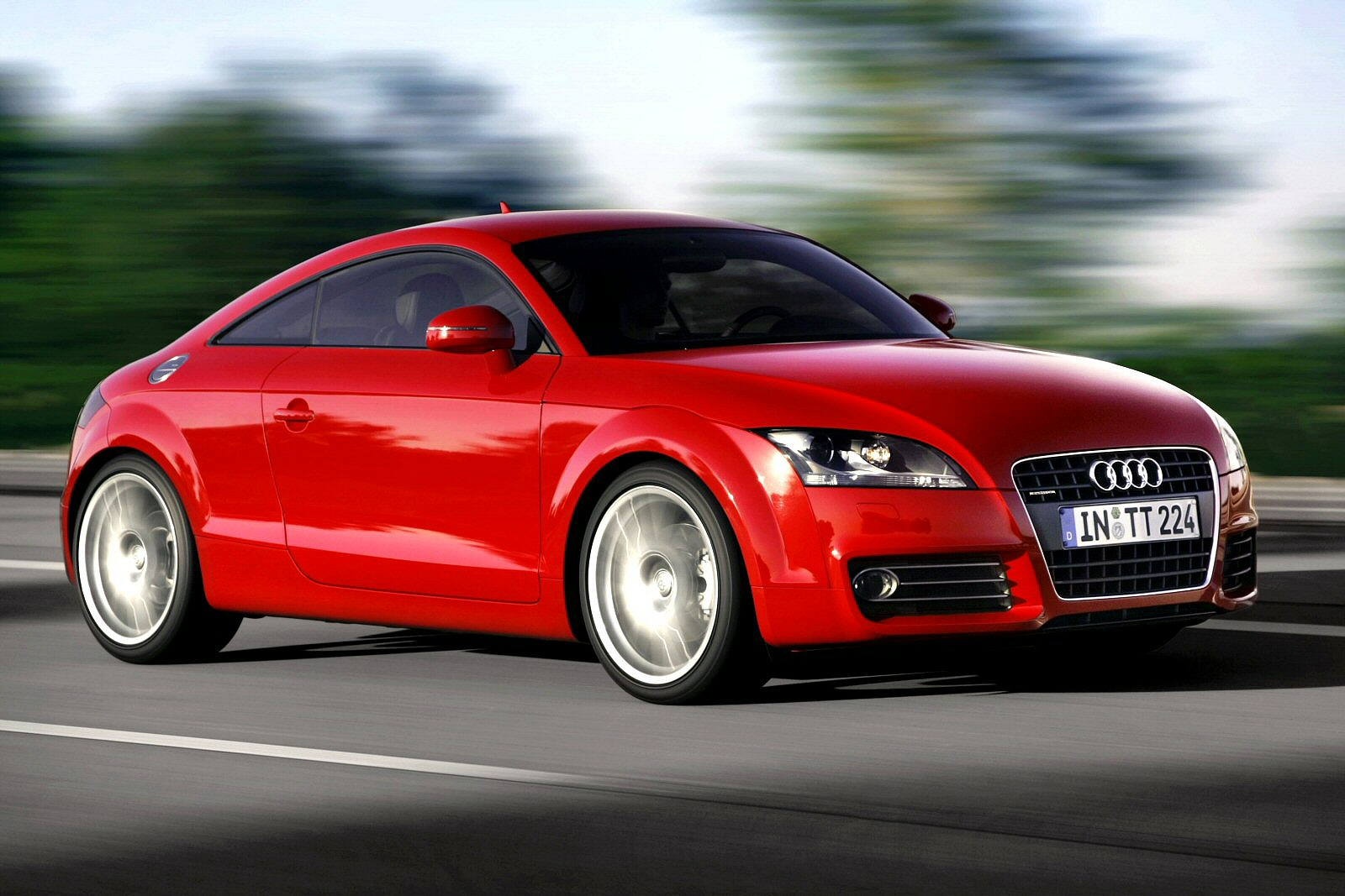 Image two of a Audi TT 2.0 TDI quattro