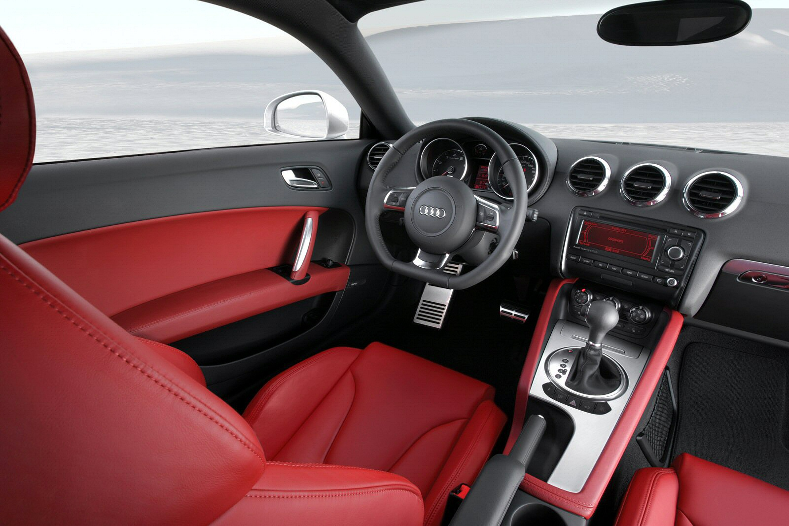 Image five of a Audi TT 2.0 TDI quattro