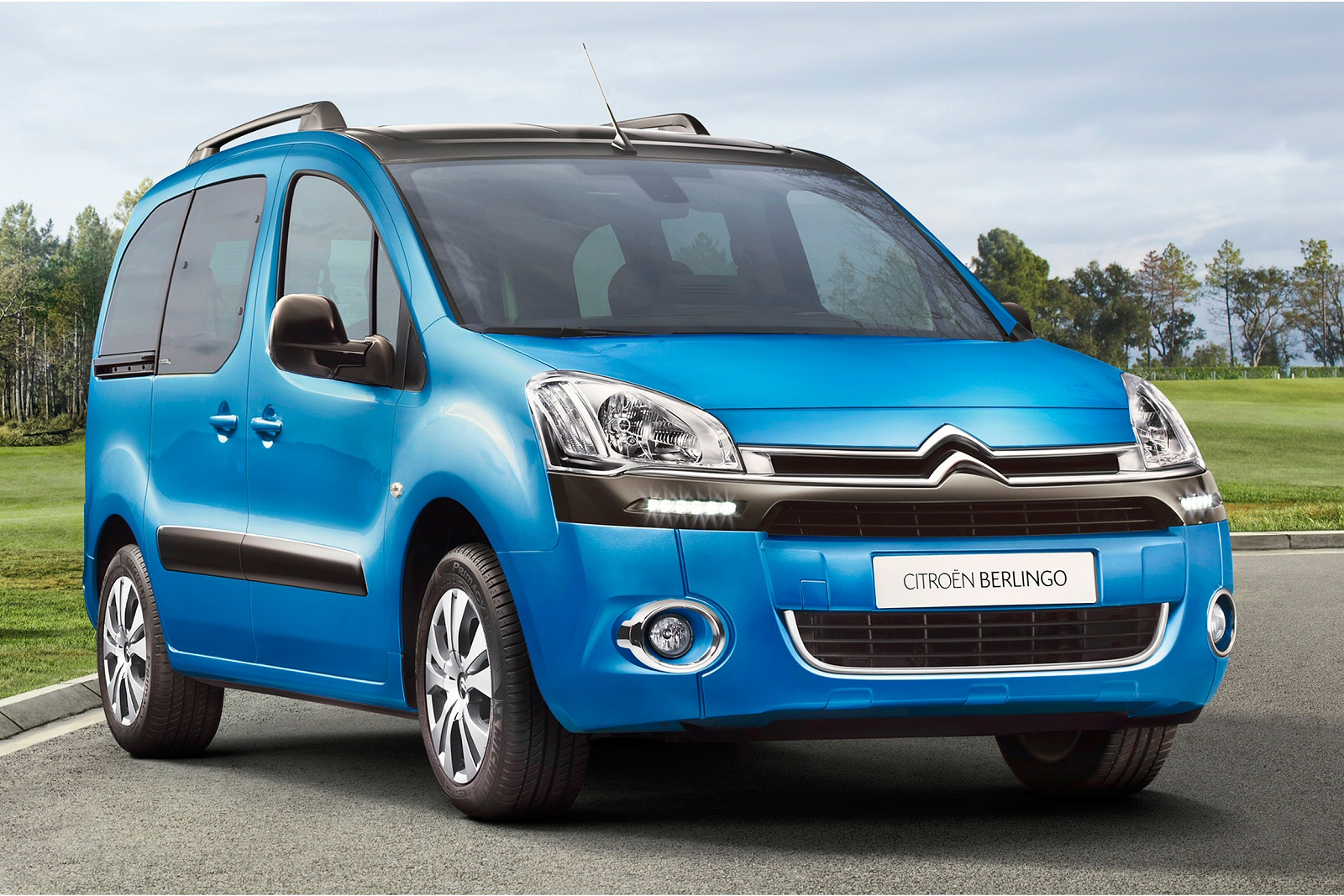 Image two of the Citroen Berlingo Multispace