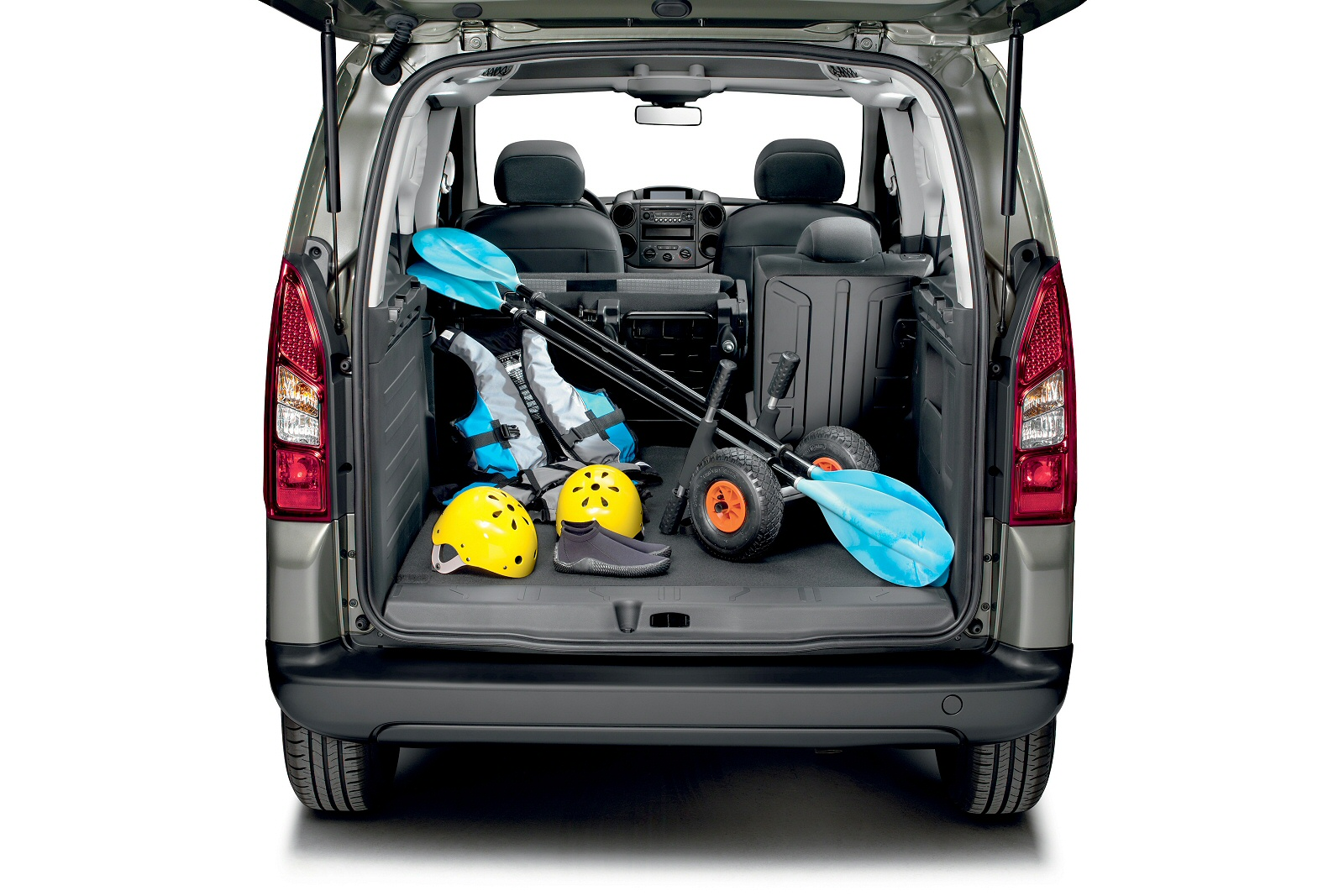 Image three of a Citroen Berlingo Multispace