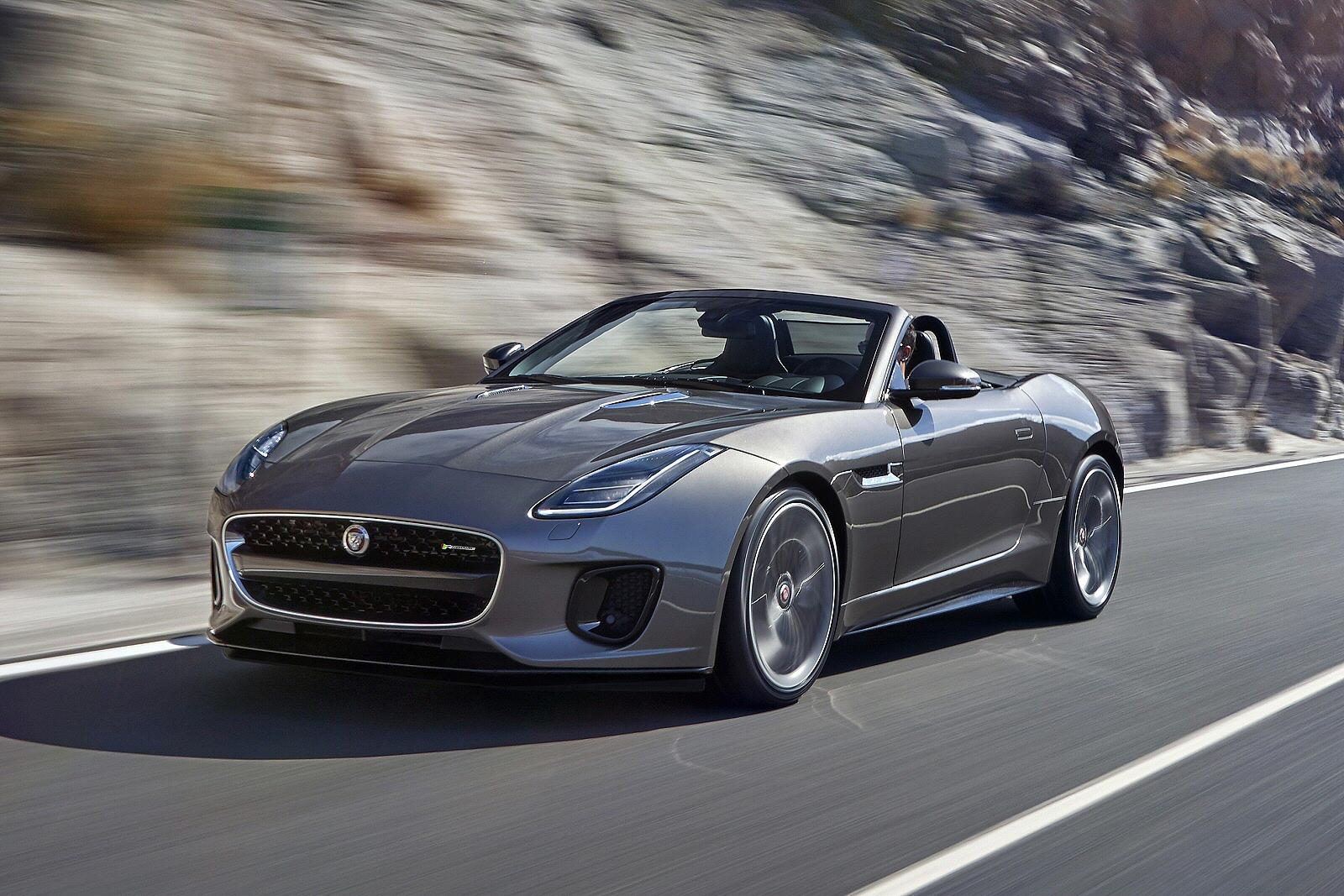 jaguar type lease calabasas f car details silver in