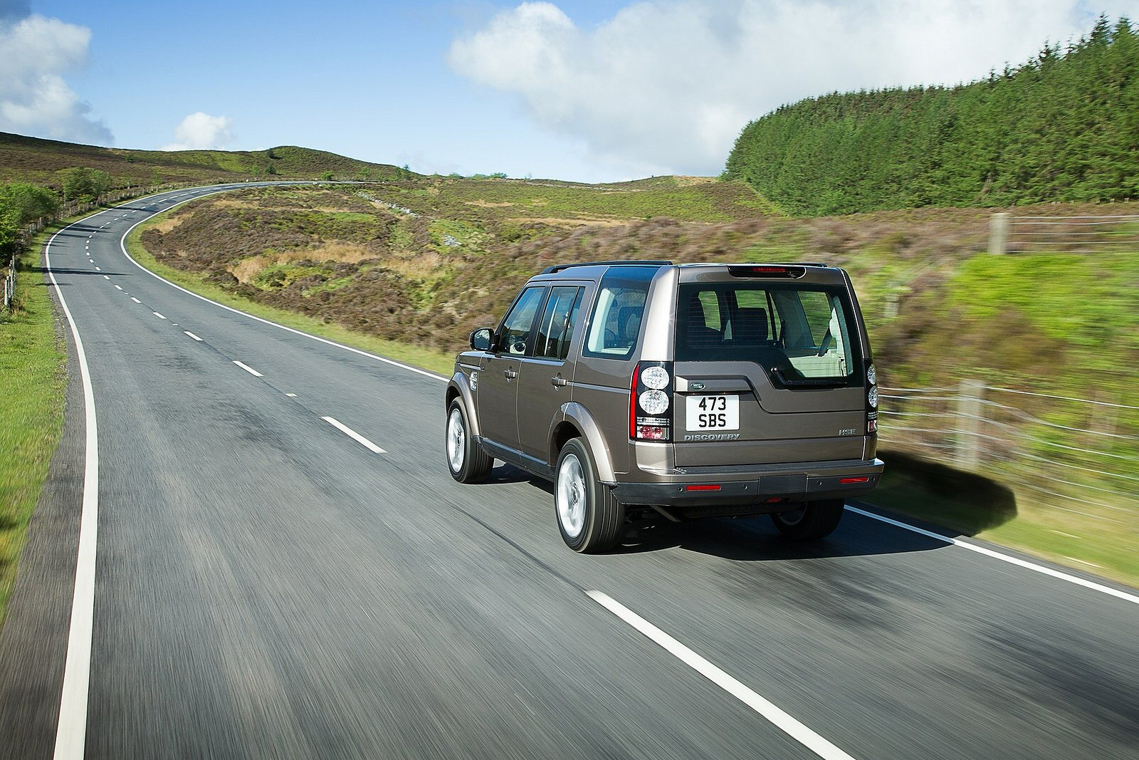 Image eight of a Land Rover Discovery