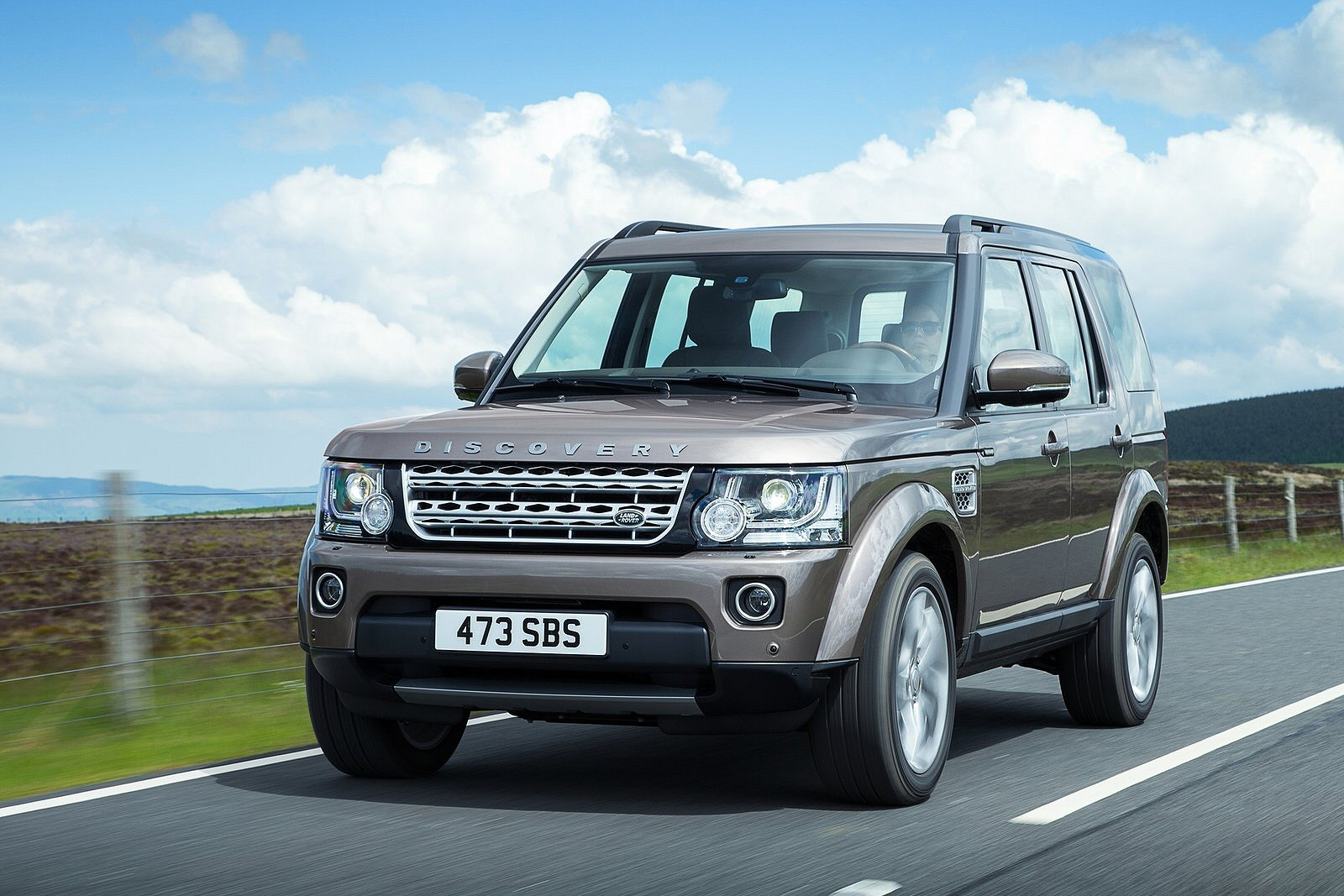 Image nine of a Land Rover Discovery