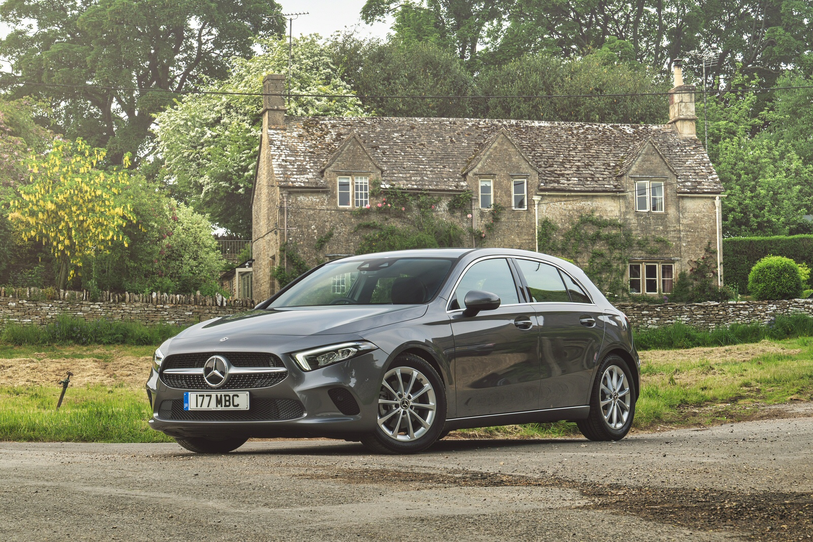 Vehicle Leasing Mercedes Benz A Class A200 Amg Line
