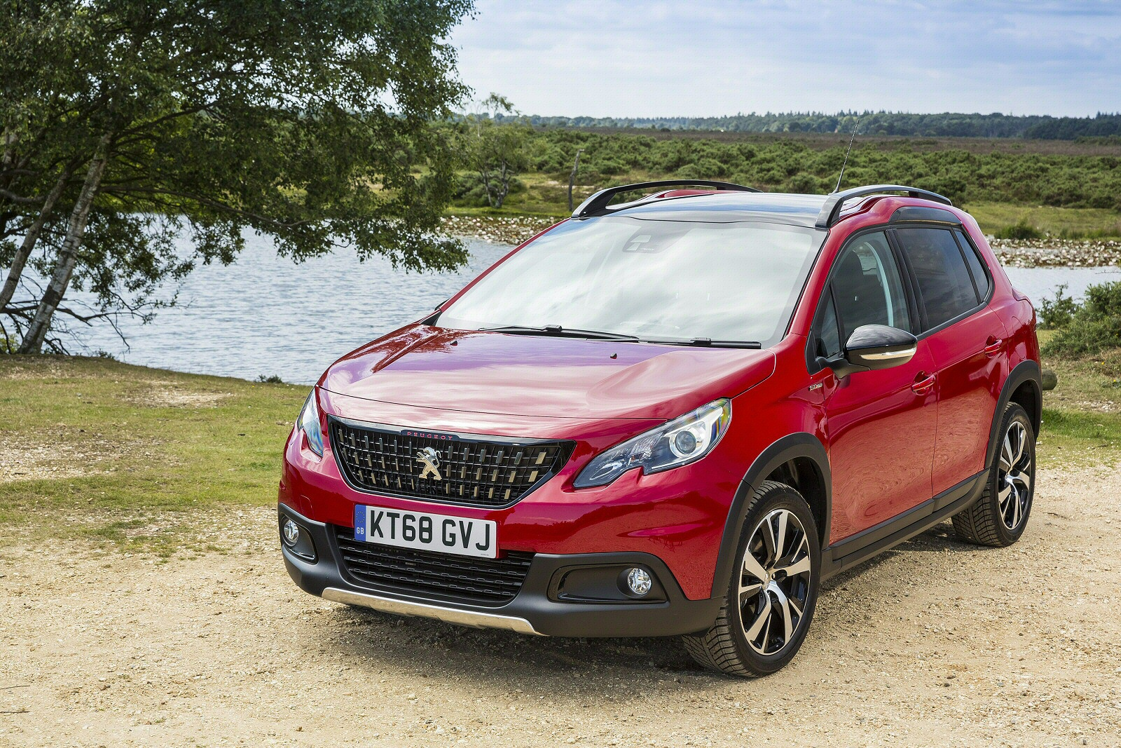Vehicle Leasing | PEUGEOT 2008 1 2 PureTech Allure 5dr