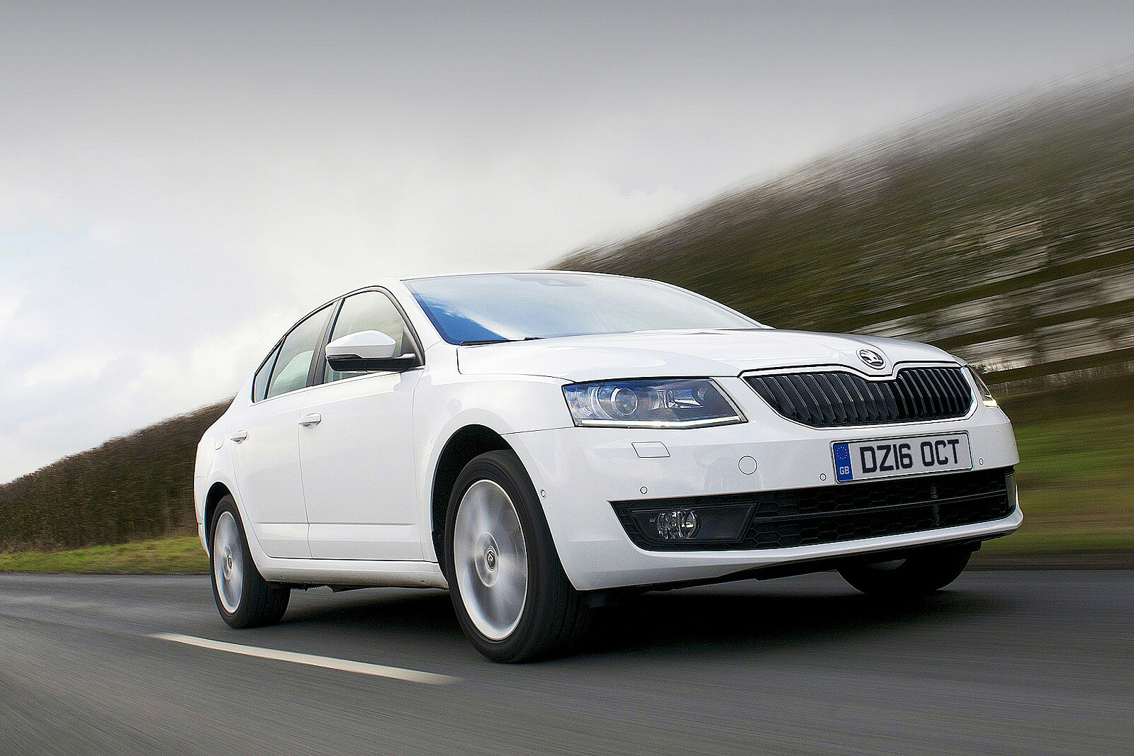 Image three of a Skoda Octavia