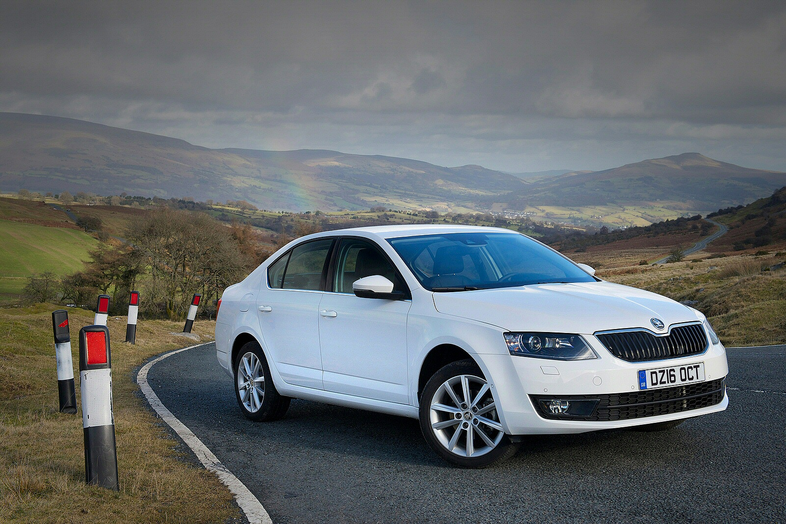 Image five of a Skoda Octavia