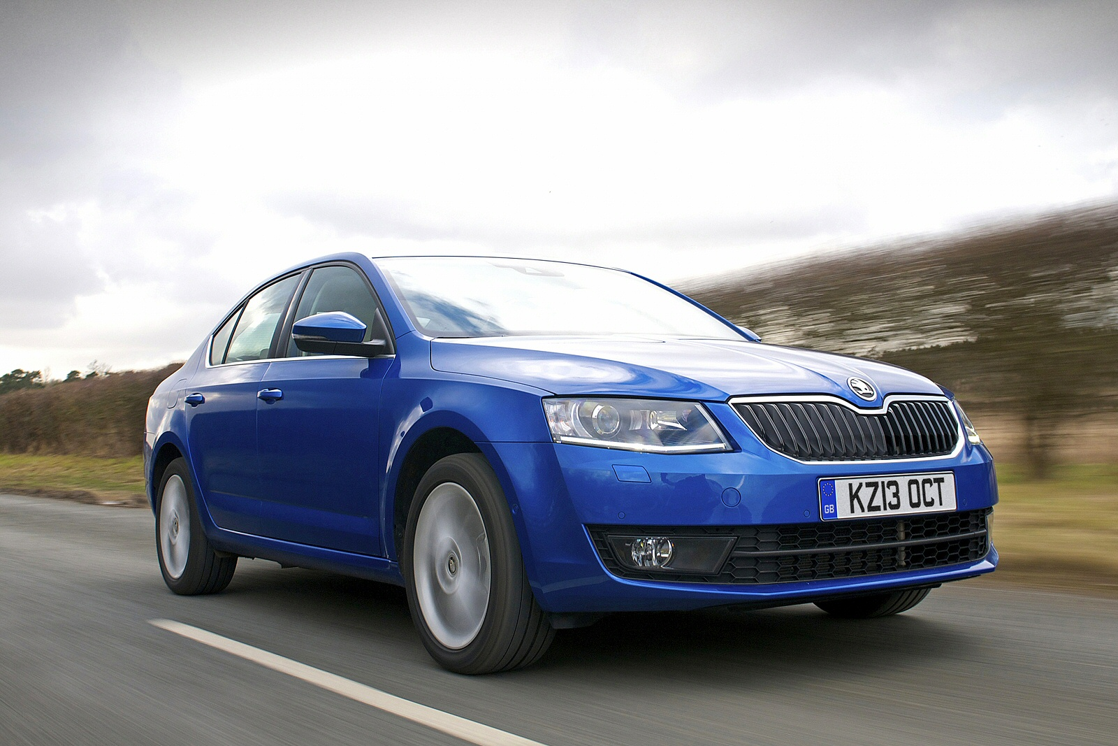 Image three of a Skoda Octavia 1.6 TDI