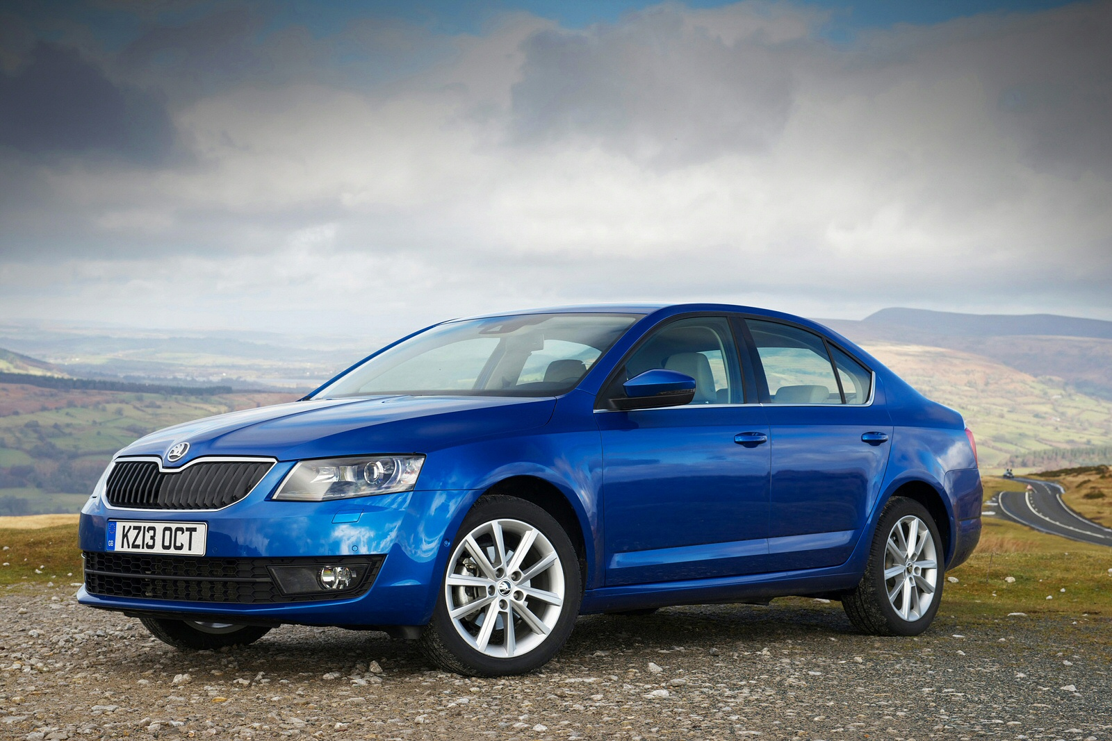 Image four of a Skoda Octavia 1.6 TDI