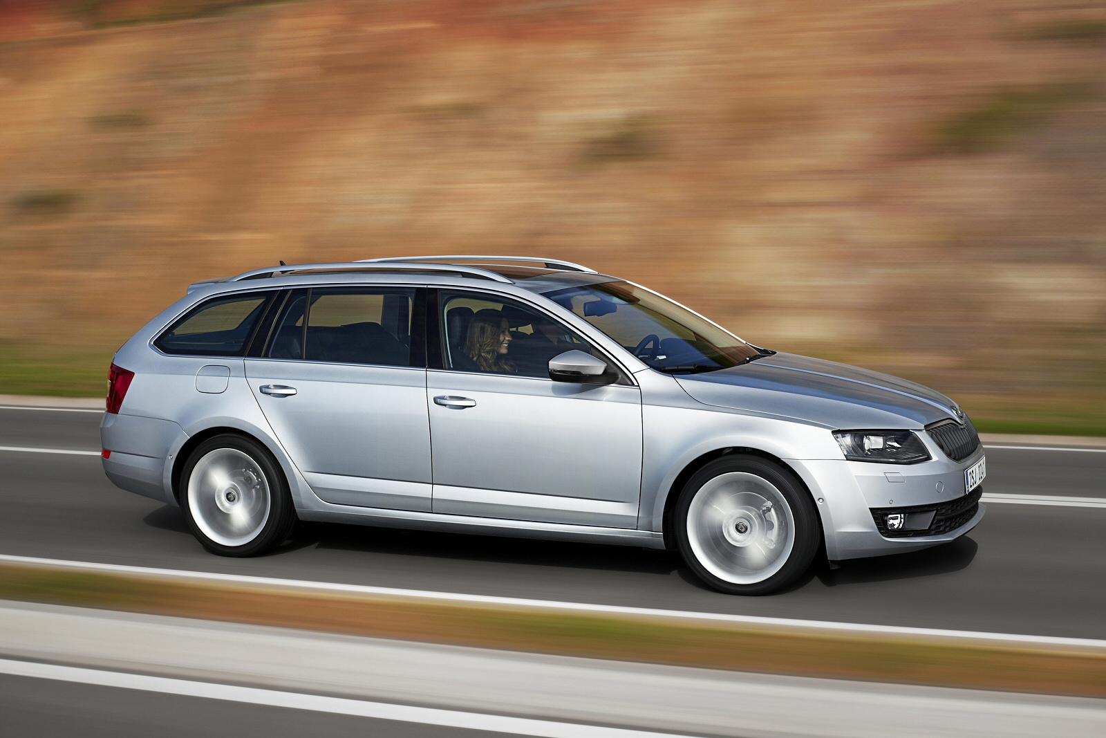 Image four of a Skoda Octavia Estate