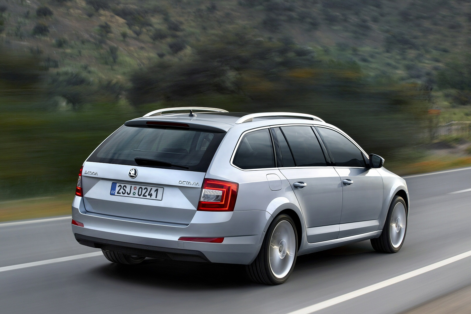 Image six of a Skoda Octavia Estate