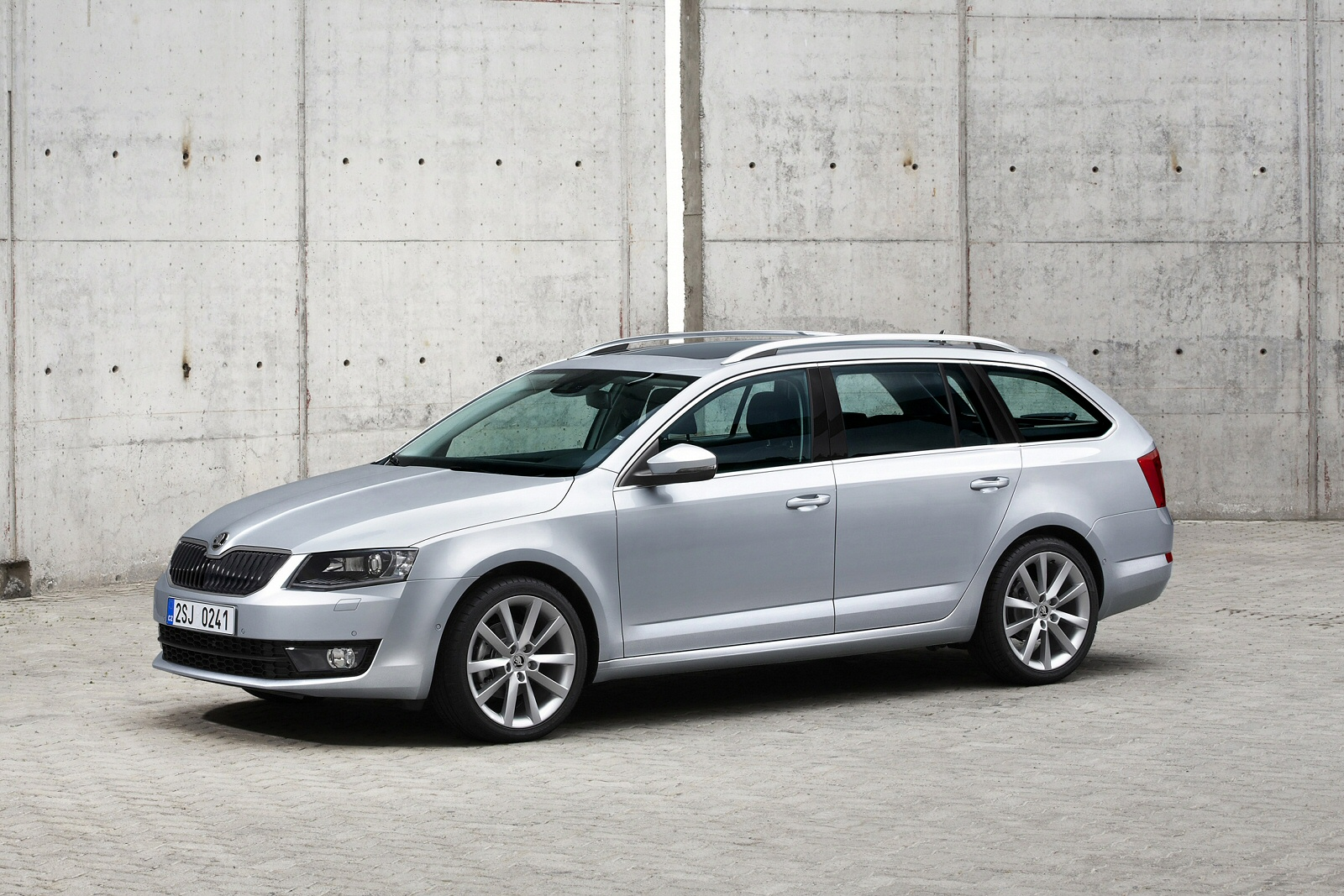 Image eight of a Skoda Octavia Estate