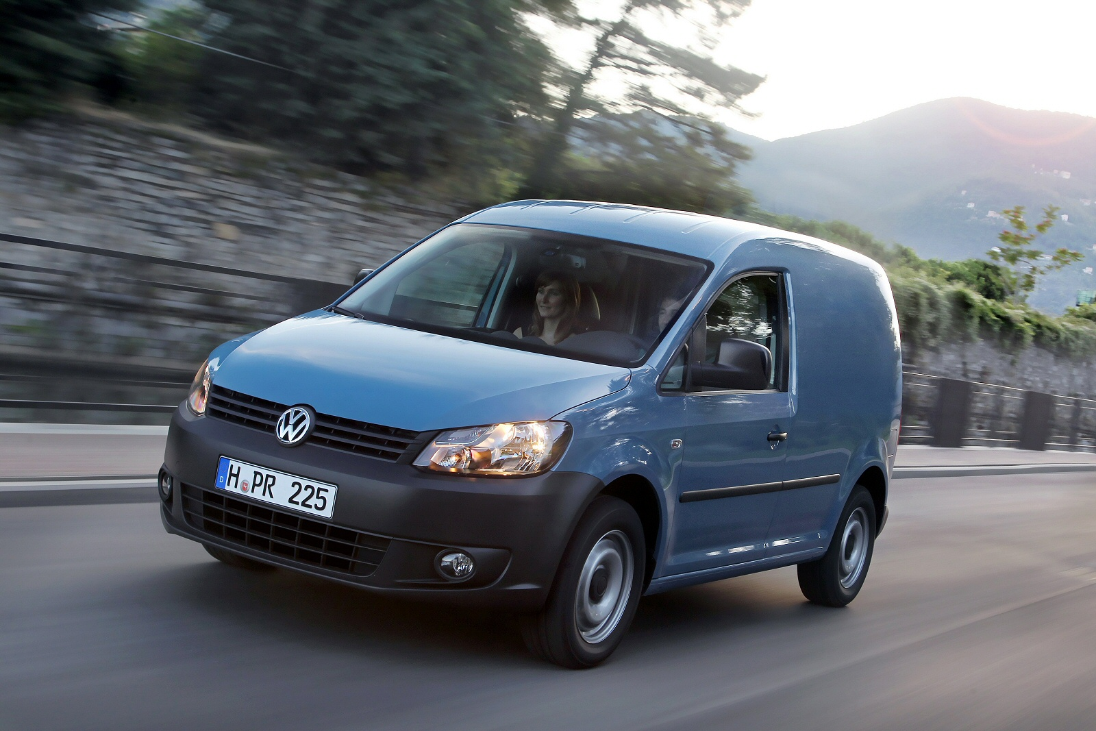 Image five of a Volkswagen Caddy Maxi Van