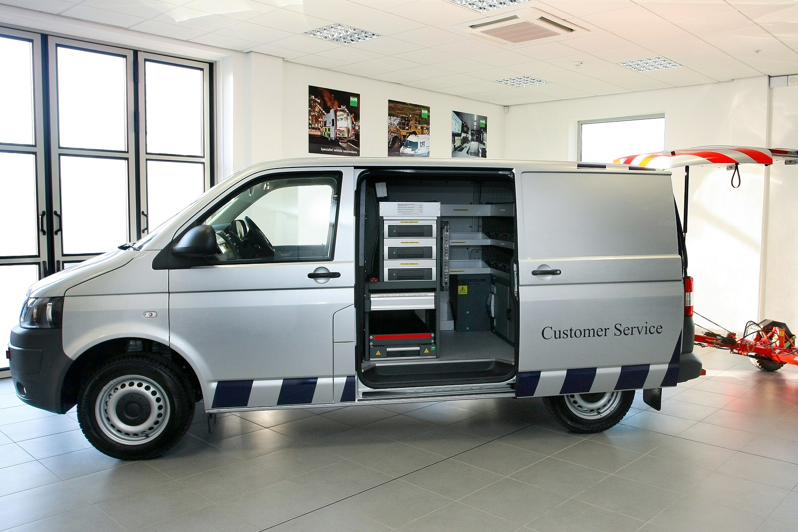 Image two of a Volkswagen Transporter van range