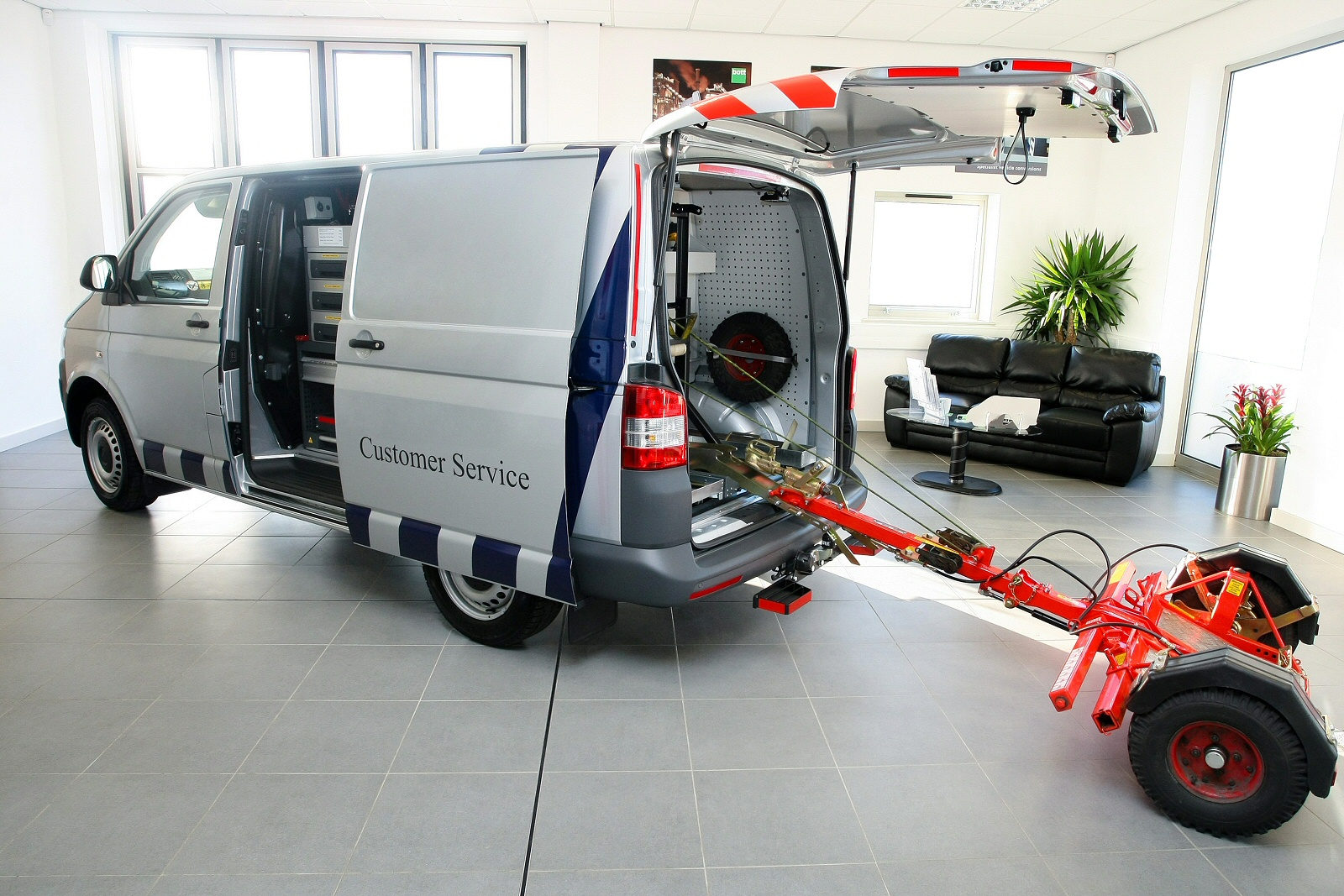 Image three of a Volkswagen Transporter van range